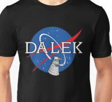 Dalek Space Program Unisex T-Shirt