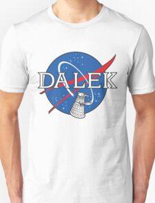 Dalek Space Program Unisex T-Shirt