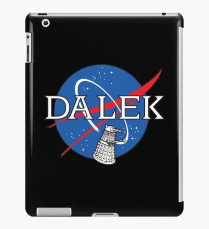 Dalek Space Program iPad Case/Skin