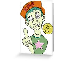 Good Job Greeting Card