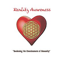 Reality Awareness Photographic Print