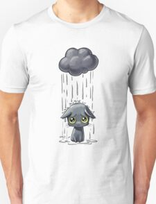 Pouring Unisex T-Shirt