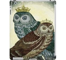 You are the queen / king of my nights iPad Case/Skin