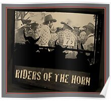 Riders of the Horn Poster