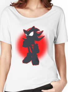 Shadow the Hedgehog Women's Relaxed Fit T-Shirt