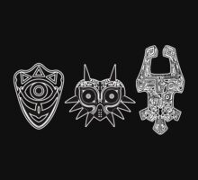 The Three Masks by misslelia