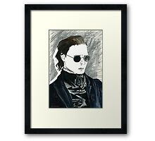 Thomas Sharpe Looking Sharp! Framed Print