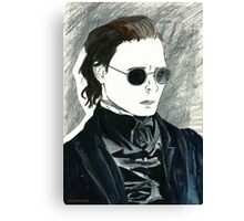 Thomas Sharpe Looking Sharp! Canvas Print