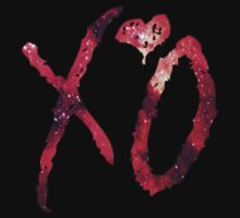 The Weeknd XO Outer Space by Shimit