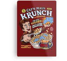 Captain Mal's Krunch Cereal Metal Print