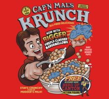 Captain Mal's Krunch Cereal Kids Clothes
