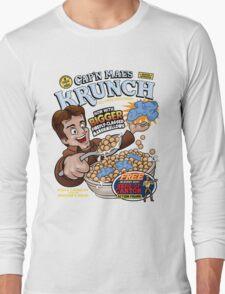 Captain Mal's Krunch Cereal Long Sleeve T-Shirt