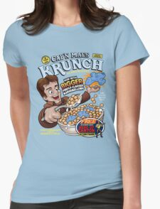 Captain Mal's Krunch Cereal Womens Fitted T-Shirt