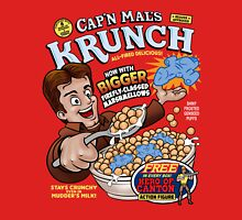 Captain Mal's Krunch Cereal T-Shirt