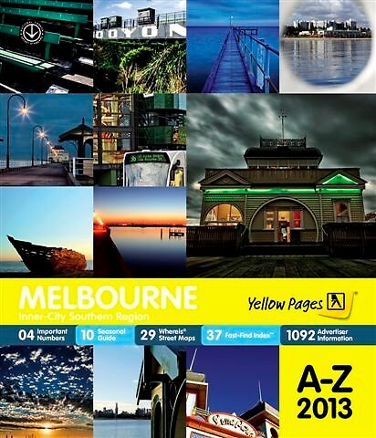 Yellow Pages 2013 Capture the Cover Winner by JHP Unique and Beautiful Images