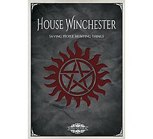 House of Winchester Photographic Print