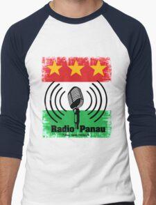 Just Cause 3 Radio Panau Men's Baseball ¾ T-Shirt