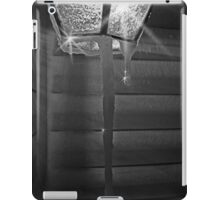 Icicles On Lamp iPad Case/Skin