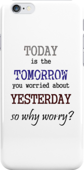 why worry iphone by ceek23