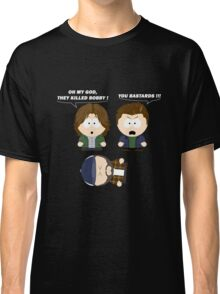 OMG They Killed Bobby !!! Classic T-Shirt