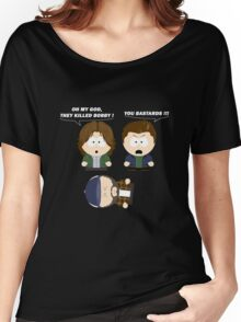 OMG They Killed Bobby !!! Women's Relaxed Fit T-Shirt