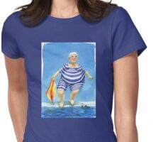 Mrs Ogden Womens Fitted T-Shirt