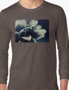 Daisy Blue - for Ingrid on her birthday! Long Sleeve T-Shirt