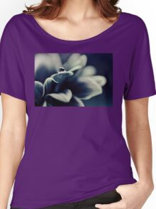 Daisy Blue - for Ingrid on her birthday! Women's Relaxed Fit T-Shirt