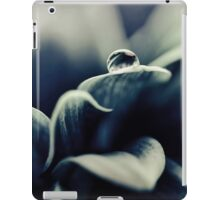 Daisy Blue - for Ingrid on her birthday! iPad Case/Skin