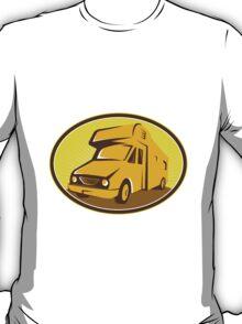Camper Van Mobile Home Retro T-Shirt