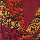 Corner Splatter # 7 by DomaDART