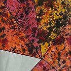 Corner Splatter # 10 by Dominic Taranto