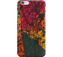 Corner Splatter # 11 iPhone Case/Skin