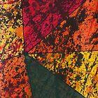 Corner Splatter # 11 by Dominic Taranto