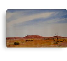 Colourful Oz! Canvas Print