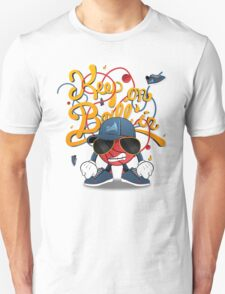Keep On Ball'in (Full) T-Shirt