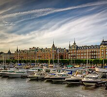 Ostermalm by Oliver Winter