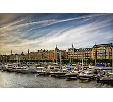 Ostermalm Photographic Print