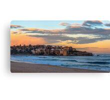 Bondi Sunset Canvas Print