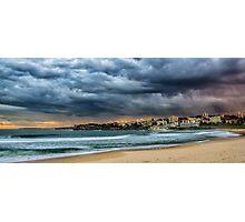Bondi Storm Photographic Print