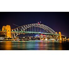 Sydney Harbour Bridge Photographic Print