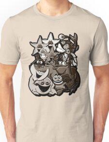 CabbyGils - Style #3 Unisex T-Shirt