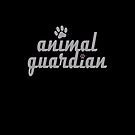 animal guardian - animal cruelty, vegan, activist, abuse by fuxart