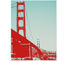 Bay City Pop Photographic Print