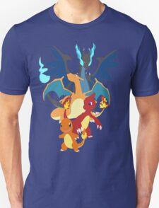 CharFamily (Pokemon X) T-Shirt