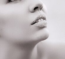 Portrait of woman by Balazs Kovacs
