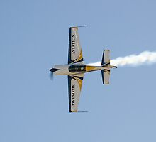 Awesome Aviation Extra 330 by Cameron Smith