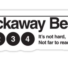 Rockaway Beach Sticker