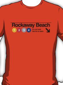 Rockaway Beach - Color T-Shirt