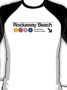 Rockaway Beach - Color T-Shirt